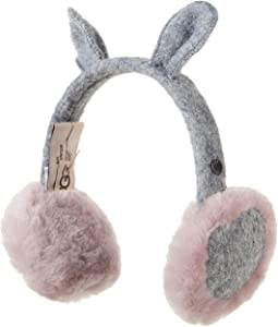 UGG Kids - Novelty Wool Earmuff (Toddler/Little Kids)