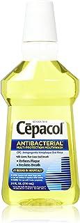 دهانشویه چند محافظتی ضد باکتری Cepacol 24 اونس (بسته 2)