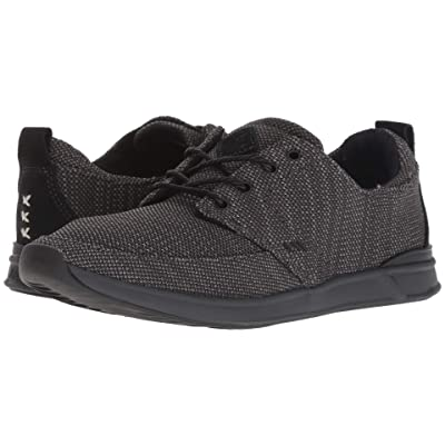 Reef Rover Low TX (Black/Black) Women