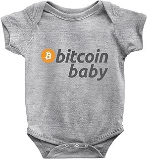 Bitcoin Baby - Unisex Bitcoin Infant Onesie/Bodysuit