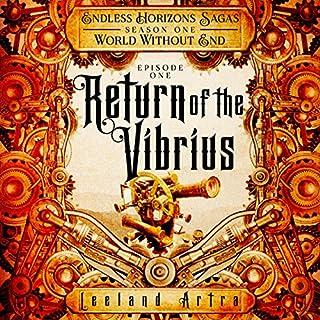 Return of the Vibrius audiobook cover art