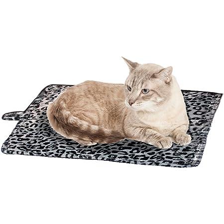 Cat PadCat Mat Removable CatnipValerian Filling No Drama Llama Comfy Cat Beds Colorful Fun Cat Mat Cotton ModernStylish