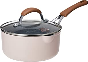 Carote Bio-Pink Saucepan with Lid, 16cm