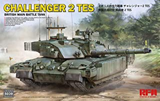 ライフィールドモデル 1/35 チャレンジャー2 TES メガトロン イギリス軍主力戦車 プラモデル RFM5039