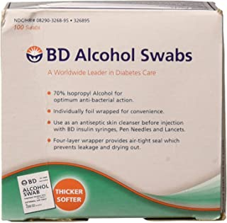 antiseptic alcohol by BD
