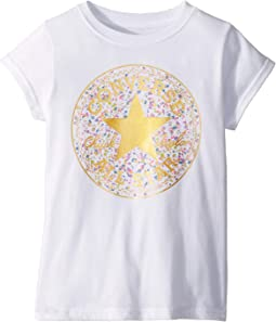 Birthday Confetti Chuck Taylor Tee (Toddler/Little Kids)