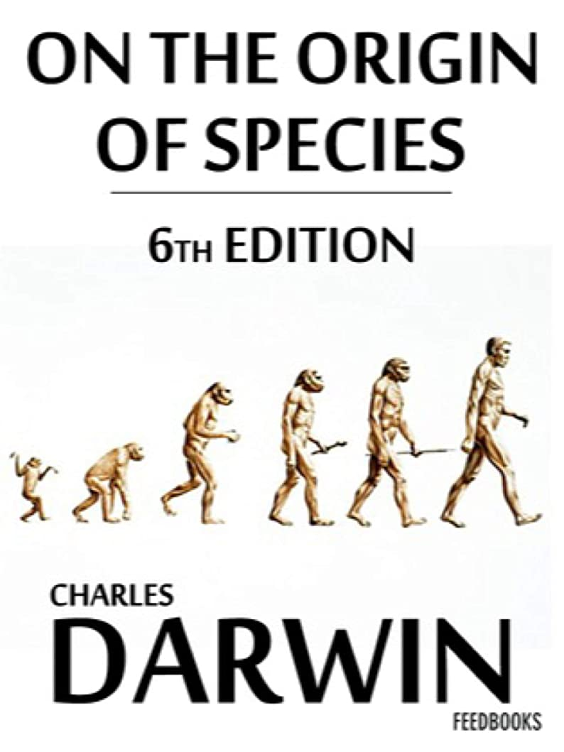 地上の書くアルファベットOn the Origin of Species (English Edition)