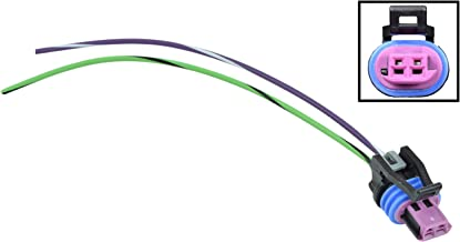 ICT Billet VSS Wire Connector Pigtail LS Vehicle Speed Sensor LS1 Plug T56 4L60e 4L80e Transmission Swap OEM Color TXL LS2 LM7 LR4 LQ4 LS6 L59 LQ9 LM4 L33 WPVSS30