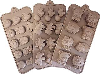 1 PC Figure Silicone Keychain Mold DIY Chocolate Molds Cake Mold 2 Sizes 103366