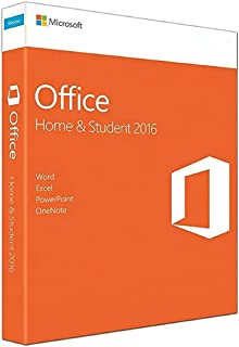 Office Home and Business 2016 - 1 PC / Mac - KeyCard - Lifetime License - Delivering by post mail
