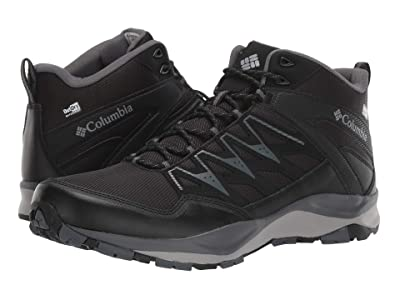 Columbia Wayfindertm Mid Outdrytm (Black/Steam) Men