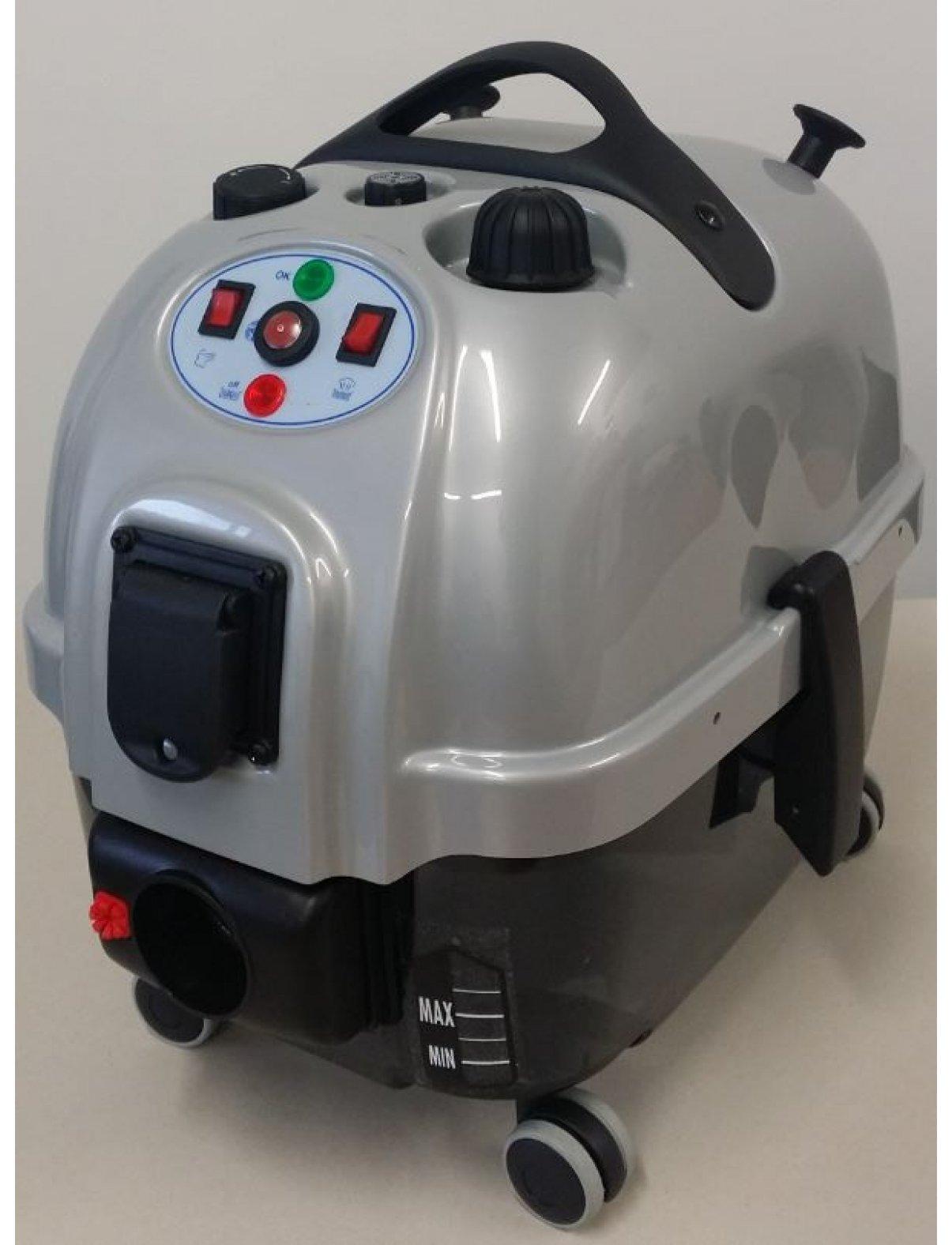 EUROFLEX-Aspirador de vapor Royal 6000AG Auto: Amazon.es: Hogar