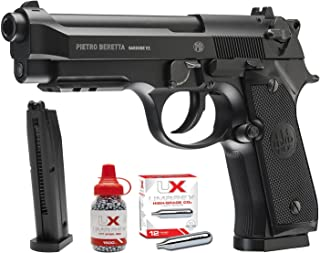 Beretta 92A1 CO2 Full Auto BB Pistol Combo air pistol