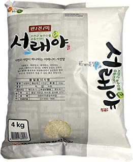 No Brand Seo Re Ya Premium Rice - Korean, 4 kg