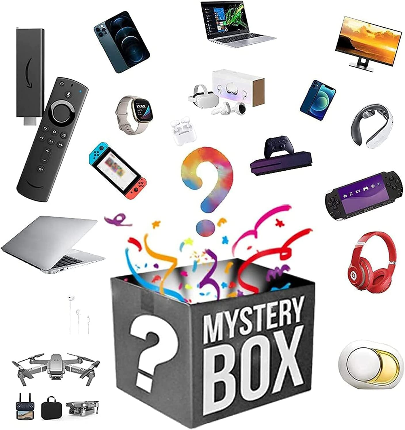 Lnteresting shipfree Exciting and StressRelieving Lucky Boxes Box Max 76% OFF
