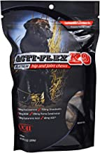 Acti-Flex K9 Platinum Hip and Joint Chews. Tasty, Daily Treat Supports Healthy Joint Function and Connective Tissues in All Classes of Dogs. Salmon-Flavored. Grain-Free. 30-Day Supply.