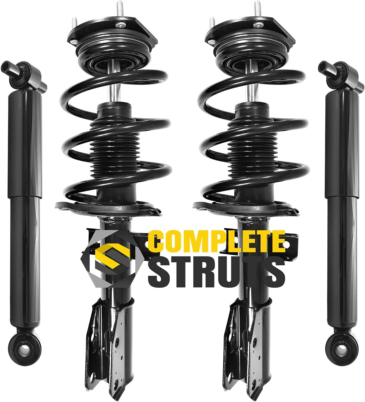 Selling rankings Front Complete Struts Rear Bare Shock fo Ranking TOP13 Replacement Absorbers