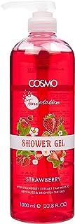 Cosmo Temptation Shower Gel Strawberry, 1000ml