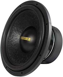 """$174 » Sponsored Ad - Rockville Punisher 15D1 15"""" 6000w Peak CompetitionCar Audio Subwoofer Dual 1-Ohm Sub 1500w RMS CEA Rated"""
