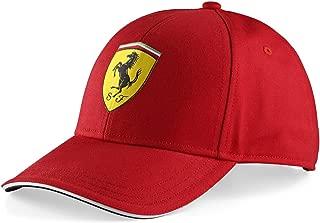 Ferrari Red One Size Classic Cap