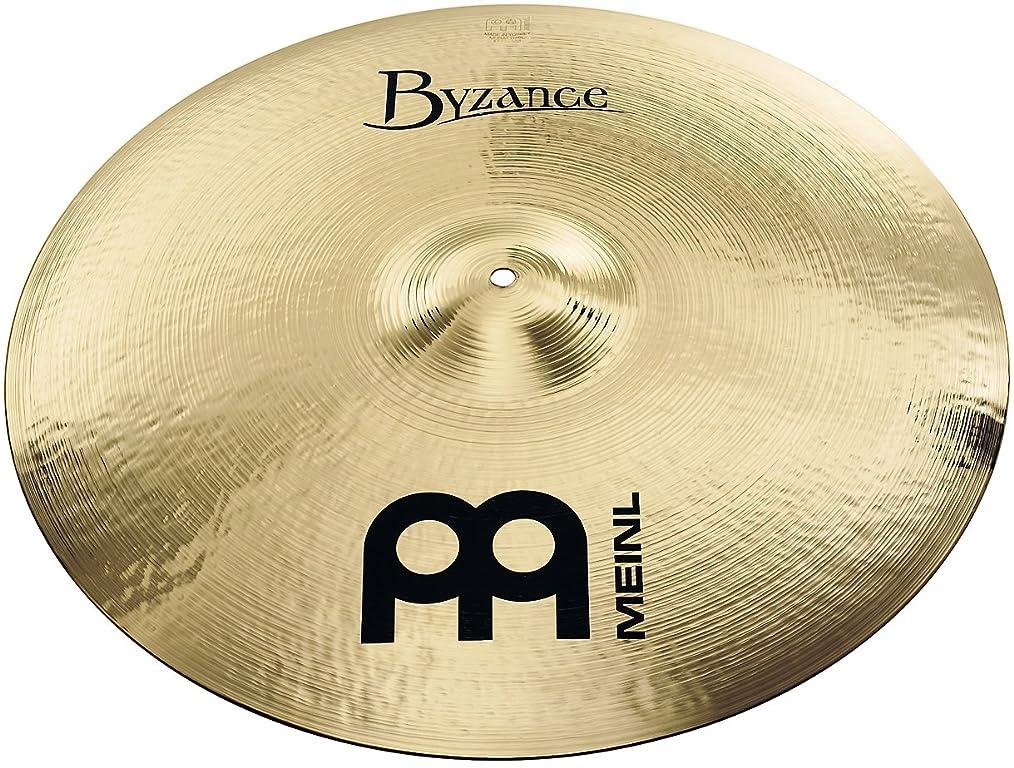 玉ねぎつかむピアMEINL Cymbals マイネル Byzance Brilliant Series ライドシンバル 22