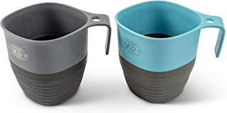 UCO Collapsible Cup for Hiking, Backpacking, and Camping, 2-Pack
