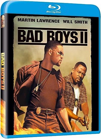 Poster of Bad Boys II 2003 Dual Audio 720p Download