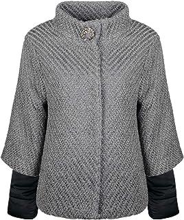 wholesale dealer 87c23 8fa8a Amazon.it: Giacca - Fracomina / Donna: Abbigliamento