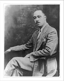 Historic Print (L): [Archibald Motley, three-quarters length, seated, facing ...