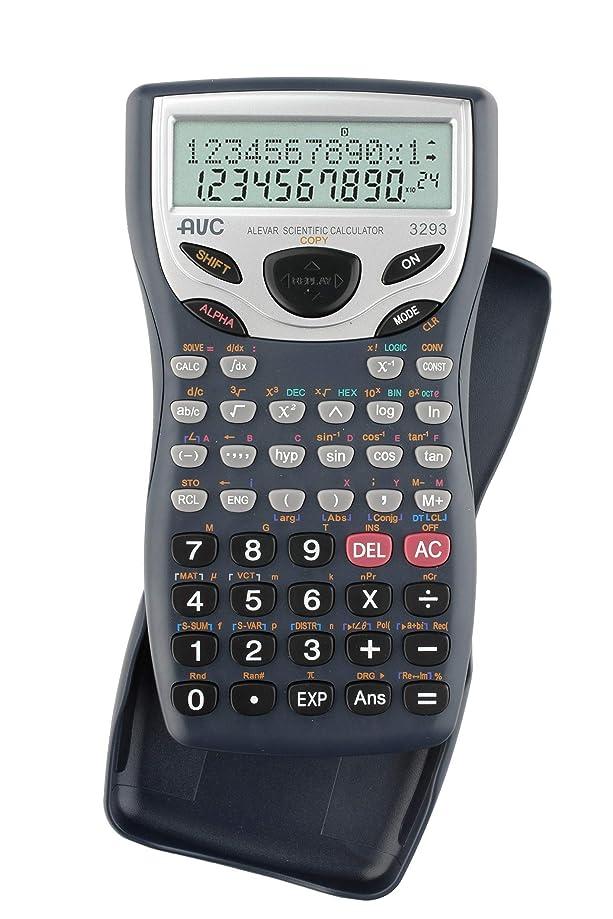 スカート茎リーフレットAVC Scientific Calculator 401機能10 + 2桁