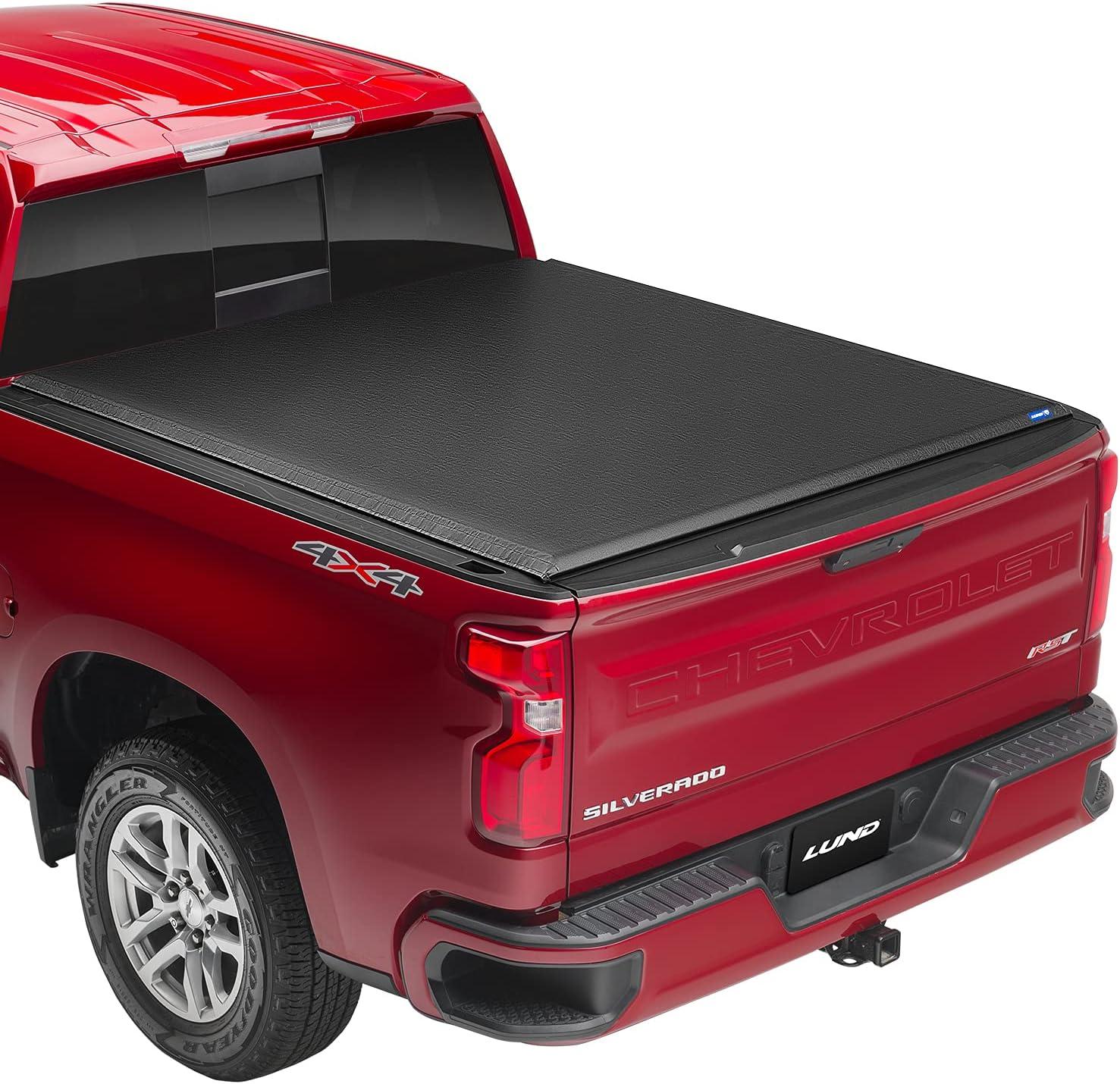 Lund Genesis Roll Up Soft 9600 Super sale period limited Truck Popular Cover Bed Tonneau