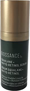 BIOSSANCE Squalane + Phyto-Retinol Serum 0.34 oz/10ml Travel Size