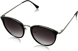 Fastrack Gradient Goggle Women's Sunglasses - (C084BK1F|58|Black Color)