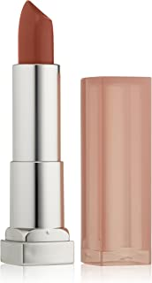 Maybelline New York Color Sensational The Buffs Lip Color, Maple Kiss, 0.15 Ounce