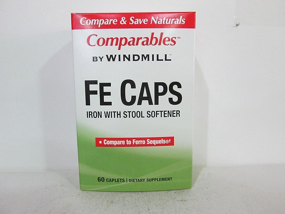 FE CAPS CPLT TR W/STLSFT WMILL Size: 60