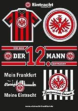 Suchergebnis Auf Für Aufkleber Eintracht Frankfurt