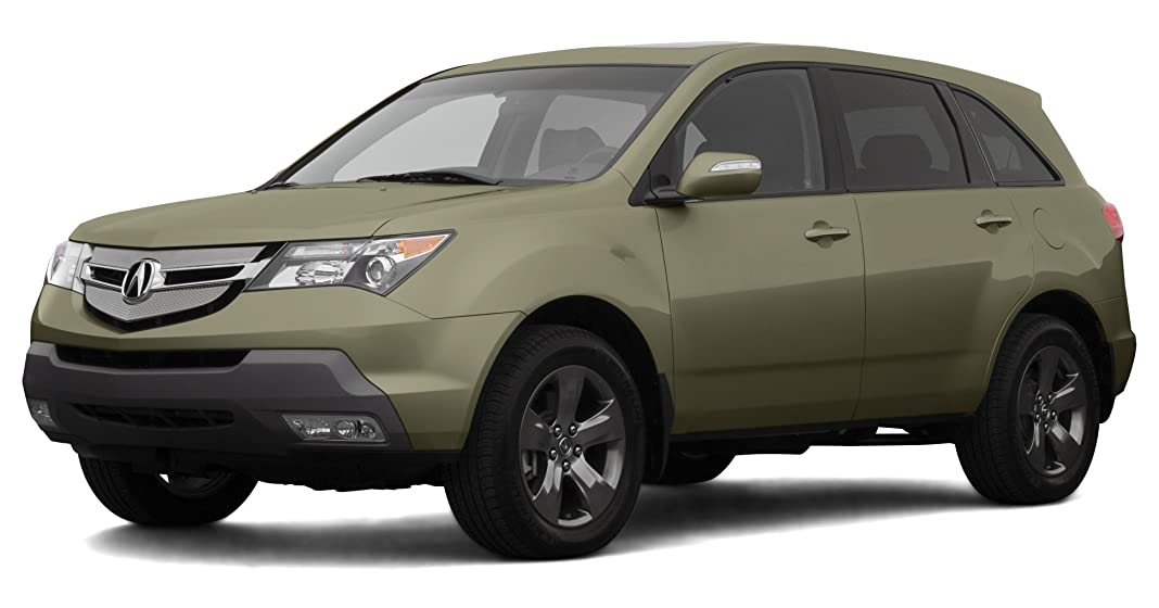 Amazoncom Acura MDX Reviews Images And Specs Vehicles - 2007 acura mdx sport shocks