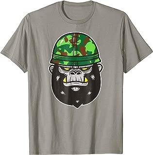 Shirt.Woot: Gorilla Warfare T-Shirt