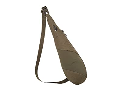 The North Face Electra Sling S (New Taupe Green Light Heather/British Khaki) Sling Handbags