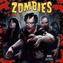 Zombies 2012 Wall (calendar)