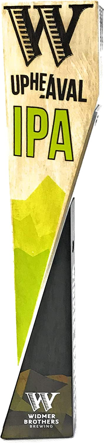 Widmer Limited Special Price Brothers Free shipping anywhere in the nation Brewing Upheaval Tap Handle 11
