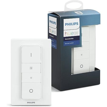 Philips Hue ディマースイッチ ワイヤレスリモコン