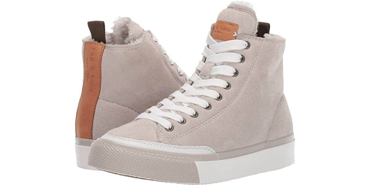 rag \u0026 bone RB High Top Sneaker | The