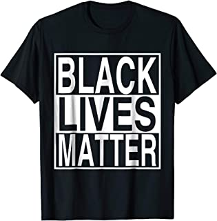 Black Lives Matter Is About Race Unity No To Racism T-shirt