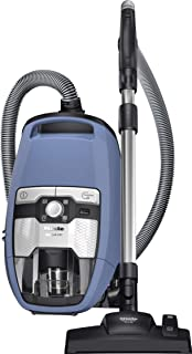 Miele Bagless Vacuum Cleaner Blizzard CX1 Blue with Hygiene Lifetime Filter Captures 99.98% of Dust, Tech Blue, 2 Year War...