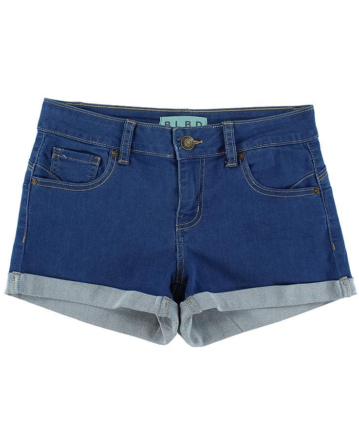 BLBD Women's Casual Denim Shorts