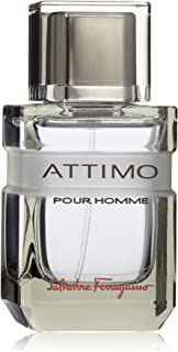 Salvatore Ferragamo Attimo Eau de Toilette Spray for Men, 2.0 Ounce