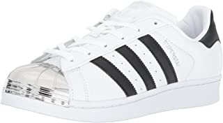 adidas Originals Women's Superstar Metal Toe W Skate Shoe
