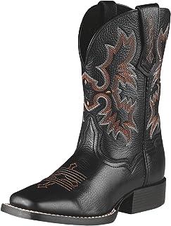 bbfdb3dc822 Amazon.com: Western Girls' Boots