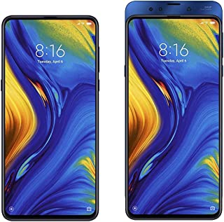 Xiaomi Mi Mix 3 5G Smartphone, 128GB + 6GB - Blue